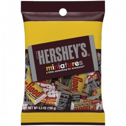 Hershey's Chocolate Miniatures 150g