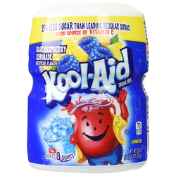 Kool Aid Blue Raspberry 538g