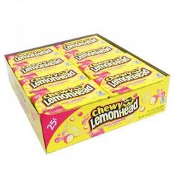 Chewy Lemonheads Pink Lemonade 24 x 22g