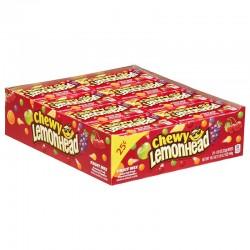 Chewy Lemonheads Fruit Mix 24 x 22g