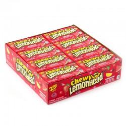Chewy Lemonheads Redrific 24 x 22g
