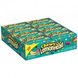 Chewy Lemonheads Tropical 24 x 22g