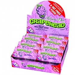 Grapeheads Candy 24 x 22g