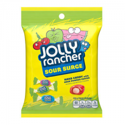 Jolly Rancher Sour Surge 184g