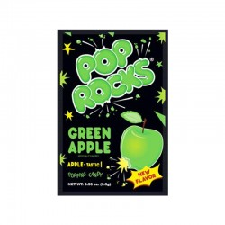 Pop Rocks Green Apple 9.5g