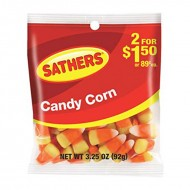 Sather's Candy Corn 92g