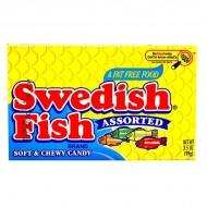 Swedish Fish Assorted 87g