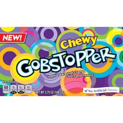 Wonka Chewy Gobstopper Video Box 106g