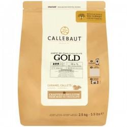 Callebaut 30% Cocoa Caramel Drops 2.5kg