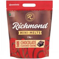 Richmond Mini Melts Dark Chocolate 2.5kg