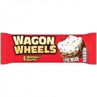 Burton's Wagon Wheels 6 Pack 16 x 220g