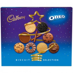 Cadbury & Oreo Biscuit Assortment 500g