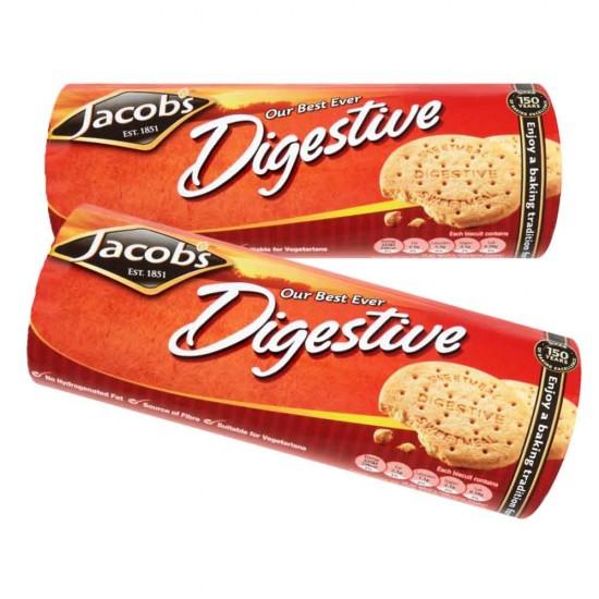 Jacob's Digestive: 24-Piece Box