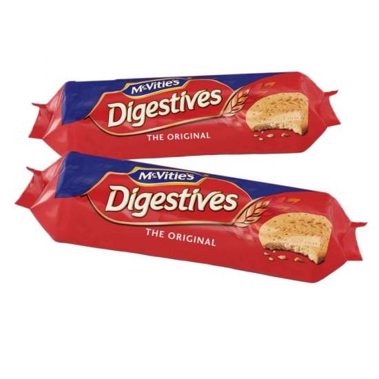 McVities Digestives: 12-Piece Box