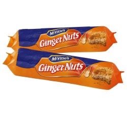 McVities Ginger Nuts: 12-Piece Box
