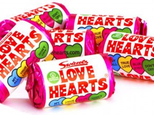 Sweet Shop Favourites: Love Heart Sweets