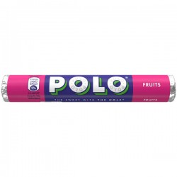 Polo Fruits 48 x 37g