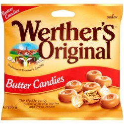 Werther's Original Butter Candies 15 x 135g