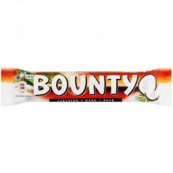 Bounty Dark Chocolate Bar 24 x 57g