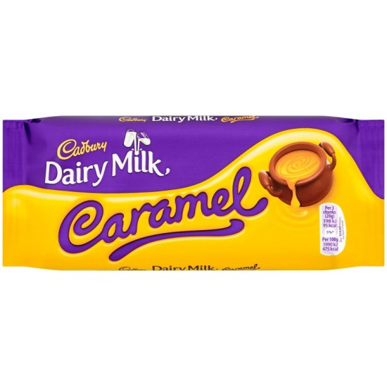 Cadbury Dairy Milk Caramel 110g
