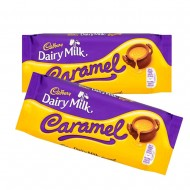 Cadbury Dairy Milk Caramel 16 x 110g