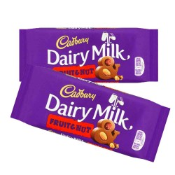 Cadbury Dairy Milk Fruit & Nut Tablet 18 x 110g