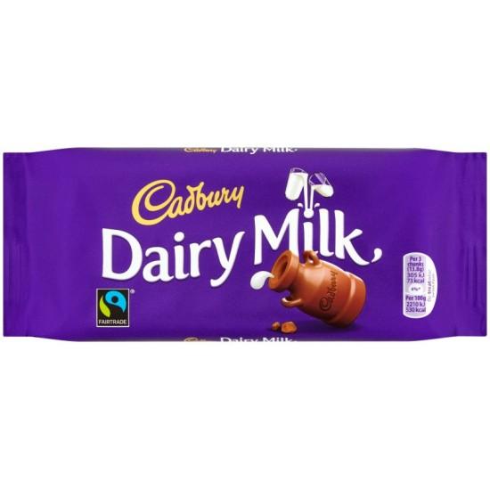 Cadbury Dairy Milk Plain 110g