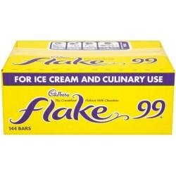 Cadbury Flake 99 x 144 Bars