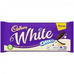 Cadbury White Oreo 17 x 120g