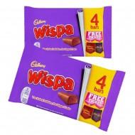 Cadbury Wispa Multipack: 11-Piece Box