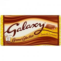 Galaxy Caramel Bar 24 x 135g