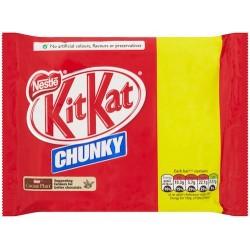 Kit Kat Chunky Multipack 24 x 128g