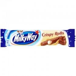 Milky Way Crispy Roll 24 x 25g