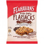 Flahavan's Chocolate Chip Flapjacks: 24-Piece Box