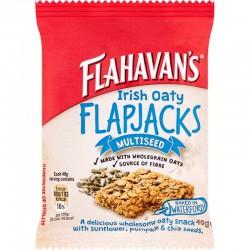 Flahavan's Multi Seed Flapjacks: 24-Piece Box
