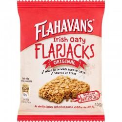 Flahavan's Original Oaty Flapjacks: 24-Piece Box