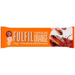 Fulfil Chocolate Orange Protein Bar 15 x 55g