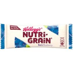 Kellogg's Nutrigrain Blueberry Bar 25 x 37g