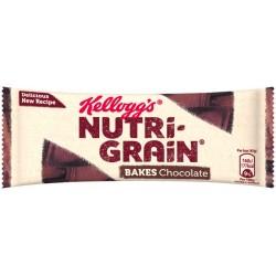 Kellogg's Nutrigrain Bakes Chocolate 24 x 45g