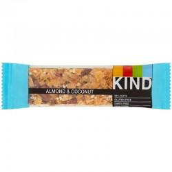 Kind Almond & Coconut Bar 12 x 40g