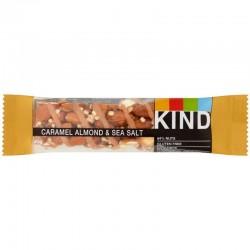 Kind Caramel Almond & Sea Salt Bar 12 x 40g