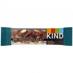 Kind Dark Chocolate Nuts & Sea Salt Bar 12 x 40g