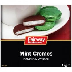 Fairway Mint Cremes 1kg