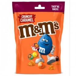 M&Ms Crunchy Caramel 12 x 109g
