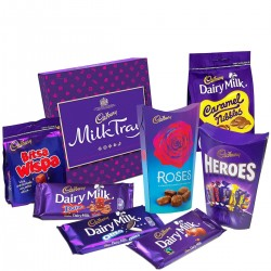 Cadbury Collection Hamper