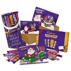 Cadbury Selection Box Hamper