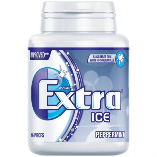 Wrigley's Extra Ice Peppermint 6 x 64g