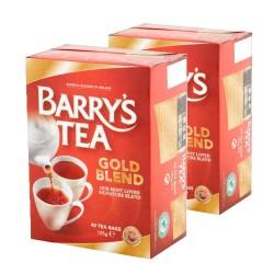 Barry's Gold Blend Tea 40 Pack: 6-Piece Box