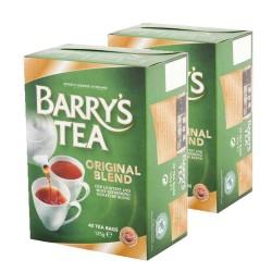 Barry's Original Blend Tea 40 Pack: 6-Piece Box