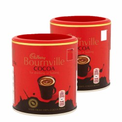 Cadbury Bourneville Cocoa: 12-Piece Box